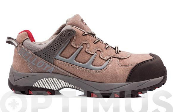 ZAPATO TRAIL GRIS S3N 40