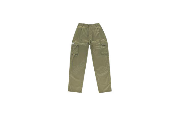 PANTALON LARGO BEIGE T.52