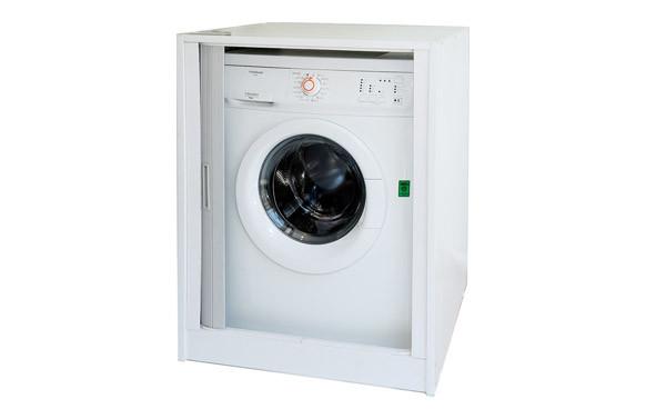 Mueble protector/embellecedor para lavadora