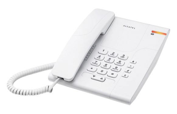 TELEFONO ALCATEL TEMP 180BL
