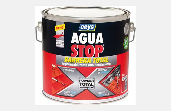 AGUA STOP BARRERA TOTAL 4KG-GRIS