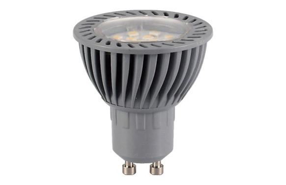 BOMBILLA LED DICROICA SMD 4W 380LM 120 GU10 LUZ CALIDA