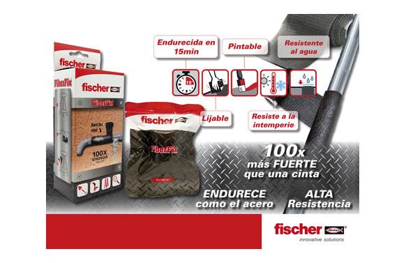 BANDA REPARADORA FIBERFIX 5X130 CM