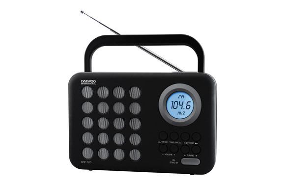 RADIO FM DIGITAL+USB+SD DRP-120G