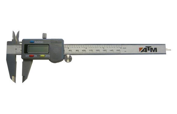 PIE DE REY DIGITAL INOX150 MM
