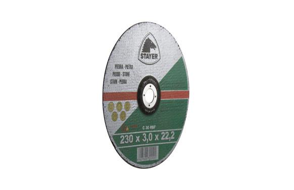 DISCO CORTE STANDARD PIEDRA 230X3X22