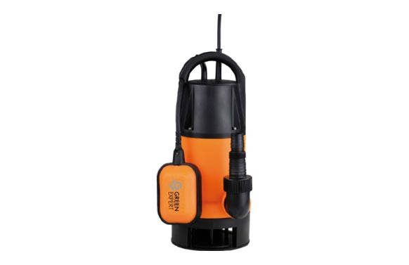 BOMBA SUMERGIBLE AGUAS SUCIAS 900W 14.000L/H GXPRT-A900V