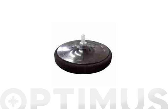 BASE SOPORTE FLEXIBLE BONETES CON CORDON M14-180 MM