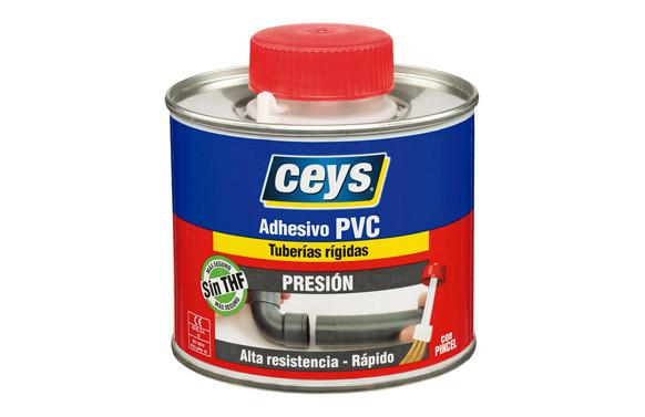ADHESIVO PVC PRESION TAPON PINCEL 500 ML