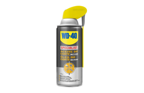 ACEITE DE CORTE SPRAY DOBLE ACCION 400 ML SPECIALIST