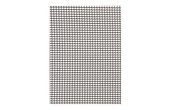 MALLA CUADRINET 05 (LUZ 4.5X5.5MM) PE 300GR/M2 1 X 5 MT GRIS