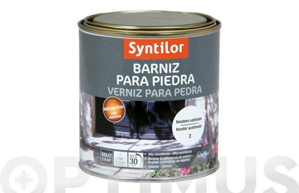 BARNIZ PARA PIEDRA INCOLORO SATINADO-2,5L