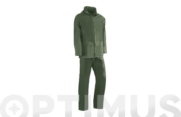 TRAJE DE AGUA BE GREEN NYLON VERDE T-L