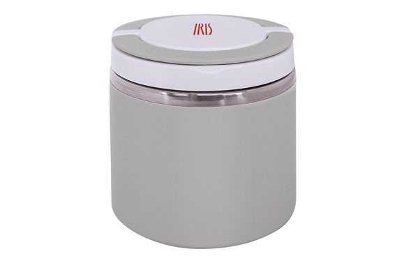 TERMO SOLIDOS LUNCHBOX 0,6 L GRIS INOX