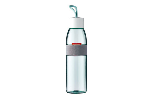 BOTELLA PARA AGUA ELLIPSE 500 ML VERDE NORDICO
