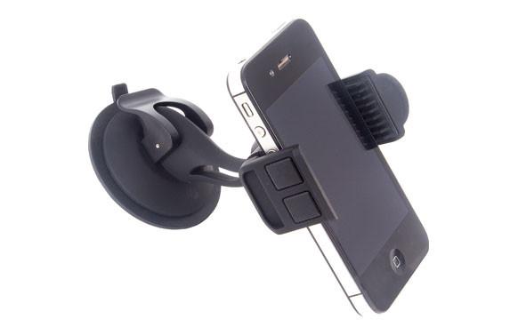 SOPORTE TELEFONO MOVIL C/VENTOSA OCTOPUS