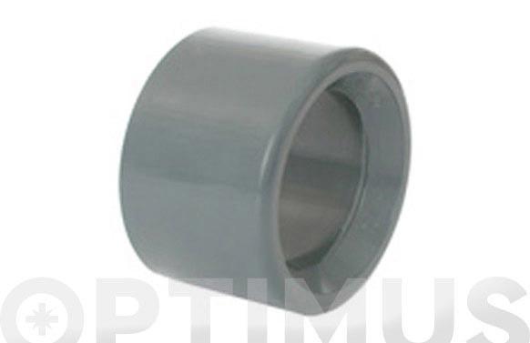 CASQUILLO REDUCIDO PVC PRESION 50-20