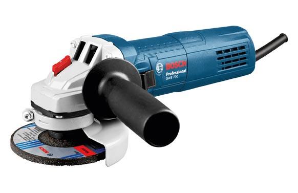 Desbarbadora Bosch profesional disco pequeño  GWS 700-115