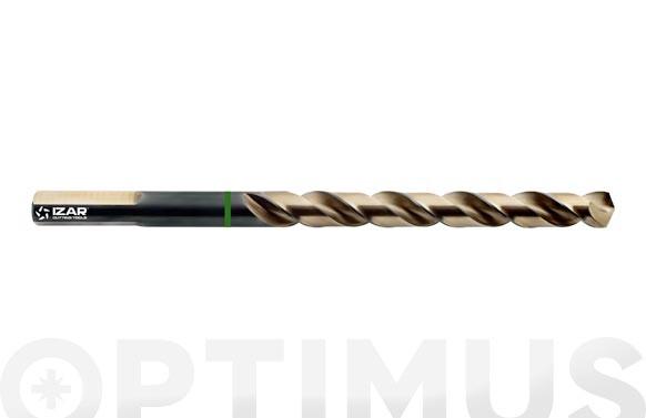 BROCA MULTI-INOX PROFESIONAL CILIND HSSECO DIN338W 1004- 6 MM