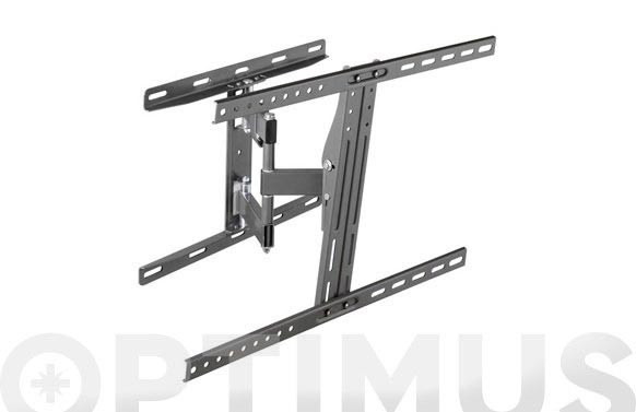 "SOPORTE TV INCLINABLE-ARTICULADO 40""-65\"" MAX. 45 KG"