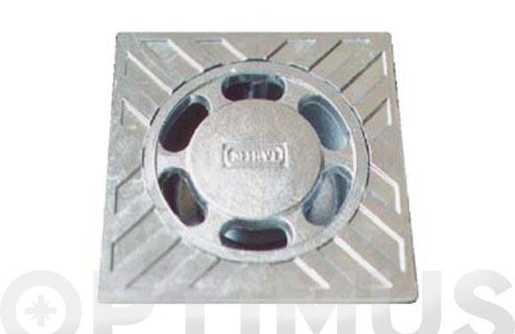 SUMIDERO ALUMINIO MIRVIFER 0-300 MM