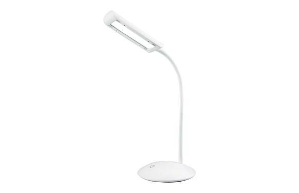 LAMPARA LED DE ESCRITORIO 5W BLANCA