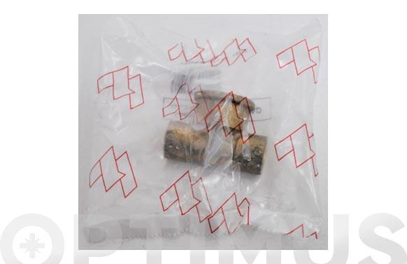 """T MIXTA HEMBRA COBRE 130G 18 MM X 3/4\"""""""