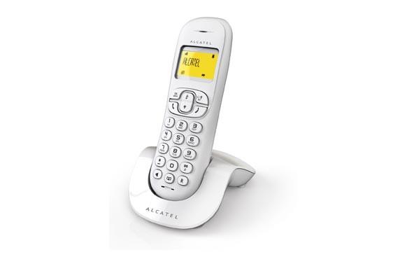 TELEFONO INALAMBRICOC250 SOLO BLANCO