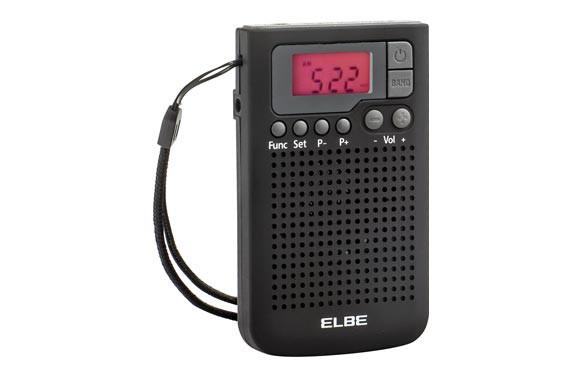RADIO DIGITAL DE BOLSILLOCON ALTAVOZ