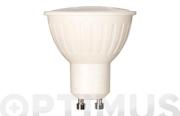 LAMPARA LED DICROICA 120º 400LM GU10 5W CALIDA