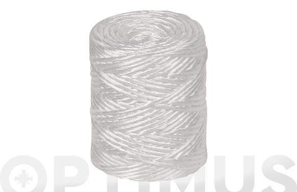 HILO RAFIA 600 1C (1,7MM)700 GR BLANCO