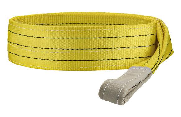 ESLINGA PLANA DOBLE 3 TN90 MM/3 M AMARILLO