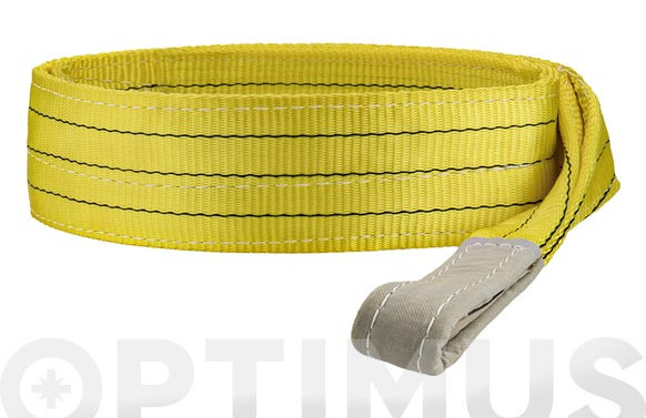 ESLINGA PLANA DOBLE 3 TN90 MM/4 M AMARILLO