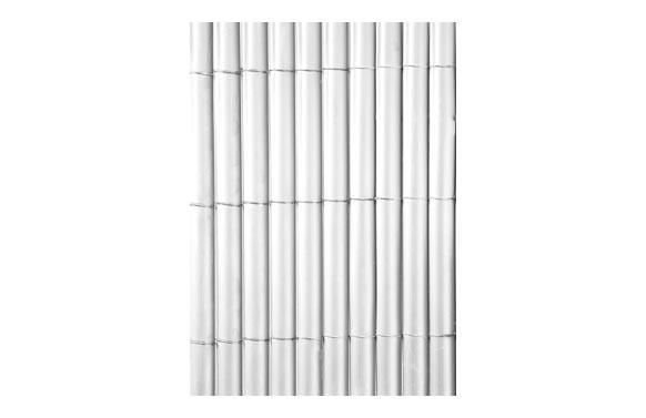 CAÑIZO SINTETICO PVC PLASTICANE OVAL 1,5 X 3 M BLANCO