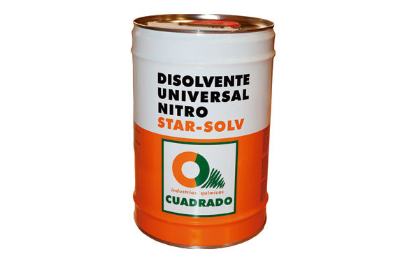 DISOLVENTE UNIVERSAL STAR SOLV5 LTS-LATA