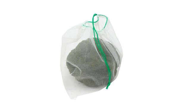 bolsas para verduras y vegetales reutilizables de malla. Cero residuros - sin plastico