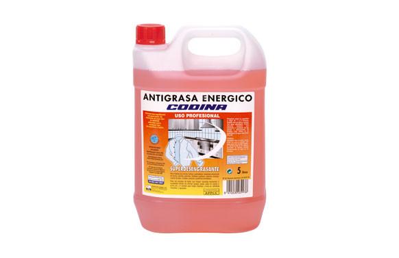 DESENGRASANTE ENERGICO PROFESIONAL5 L