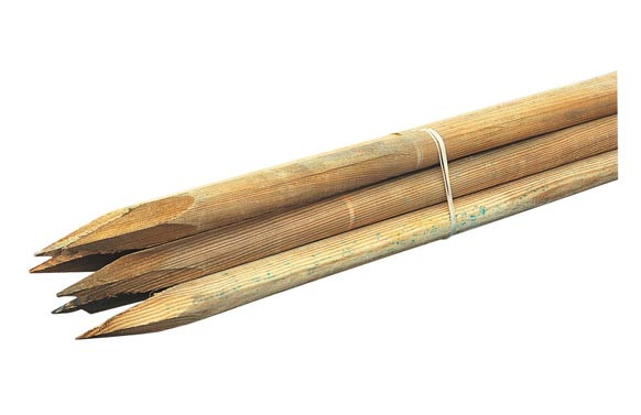 TUTOR MADERA PINO 6 UDSØ 2,7 X 150 CM