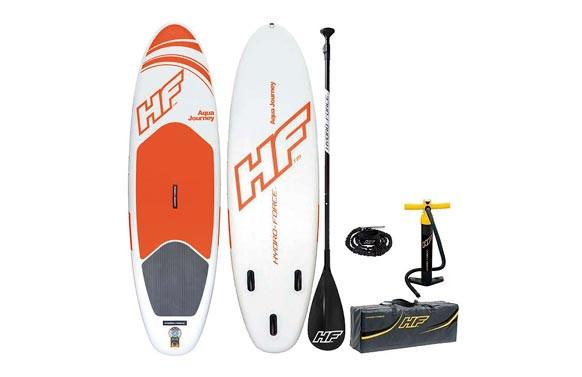 TABLA PADDLE SURF INFABLE AQUA JOURNEY274 X 76 X 12 CM CON REMO