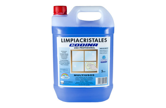 LIMPIACRISTALES MULTIUSOS PROFESIONAL5 L
