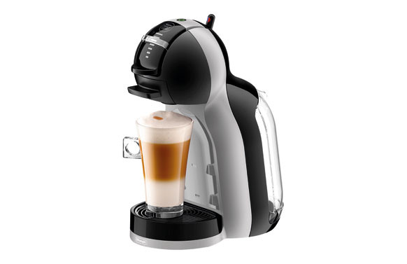 CAFETERA DOLCE GUSTO MINI ME GRIS Y NEGRO