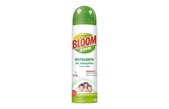 BLOOM AEROSOL REPELENTE 100 ML