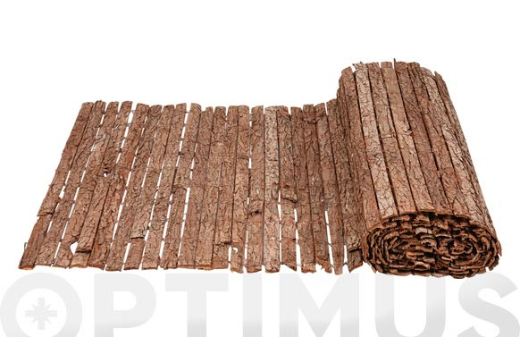 CORTEZA DE PINO SIMPLE CARA 1,5 X 3 M