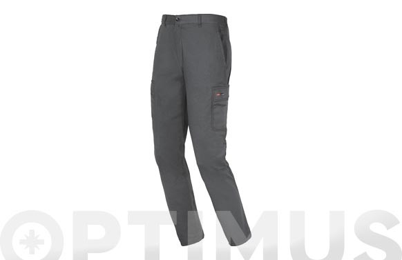 PANTALON EASYSTRETCH T. XL GRIS