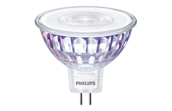 LAMPARA DICROICA LED 36º MR16 7W BLANCA CALIDA