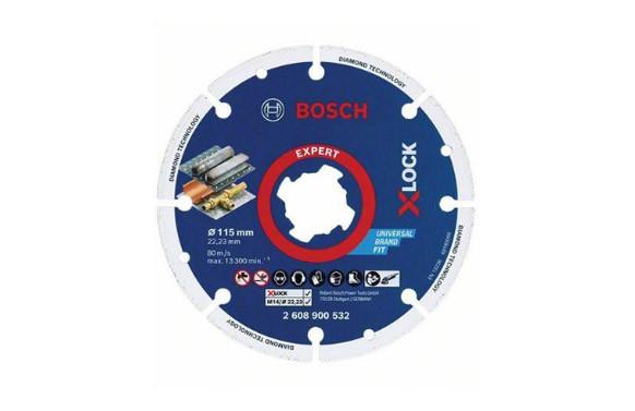 DISCO CORTE X-LOCK DIAMANTE METAL WHEEL 115 MM