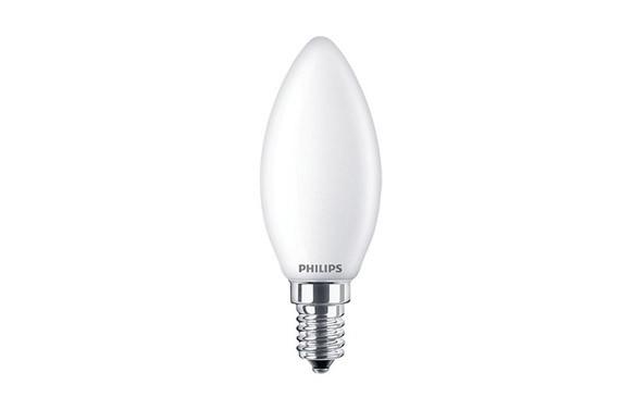 BOMBILLA LED VELA 4,3W E14 LUZ NEUTRA