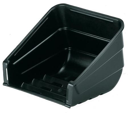 caja para recoger el cesped
