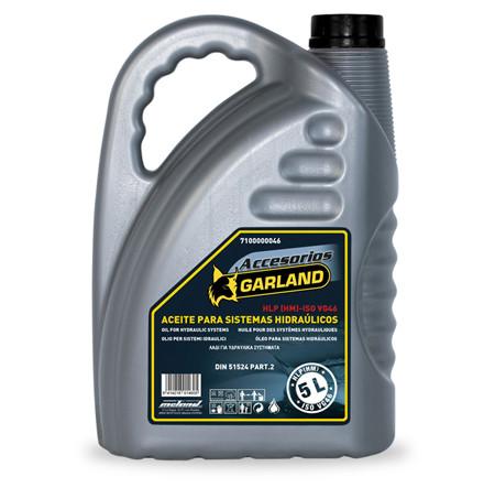 Aceite lubricante para sistemas hidraulicos Garland 7100000046