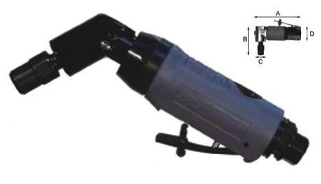 AMOLADORA ACODADA NEUMATICA KPT-3220